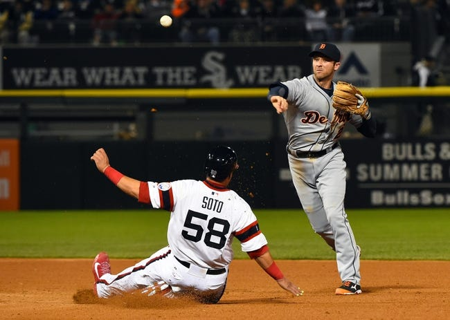 White Sox vs. Tigers - 5/6/15 MLB Pick, Odds, and Prediction