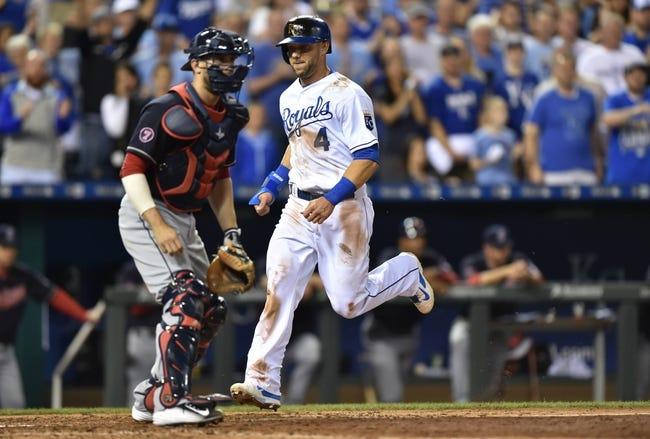 Kansas City Royals vs. Cleveland Indians - 5/6/15 MLB Pick, Odds, and Prediction