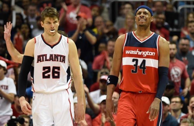 Washington Wizards vs. Atlanta Hawks - 5/9/15 NBA Pick, Odds, and Prediction