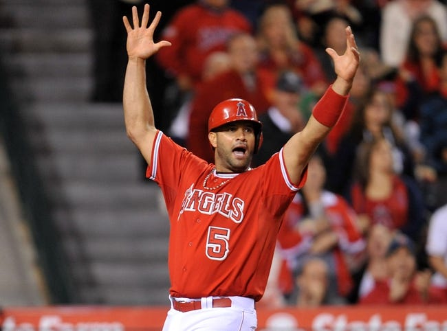 Angels vs. Mariners - 5/6/15 MLB Pick, Odds, and Prediction