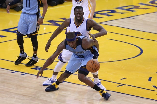 Warriors at Grizzlies - 5/9/15 NBA Pick, Odds, and Prediction