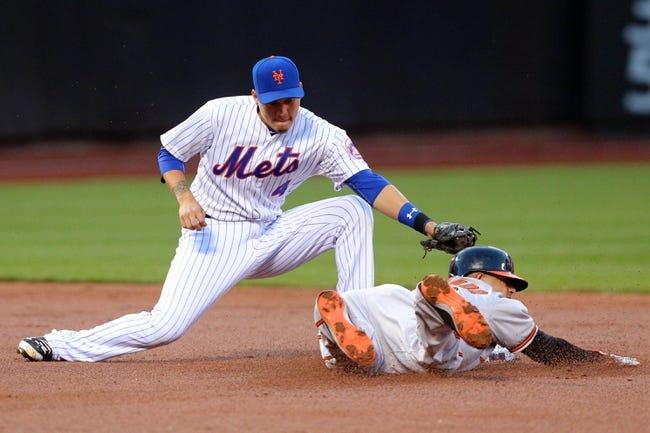 Baltimore Orioles vs. New York Mets - 8/18/15 MLB Pick, Odds, and Prediction