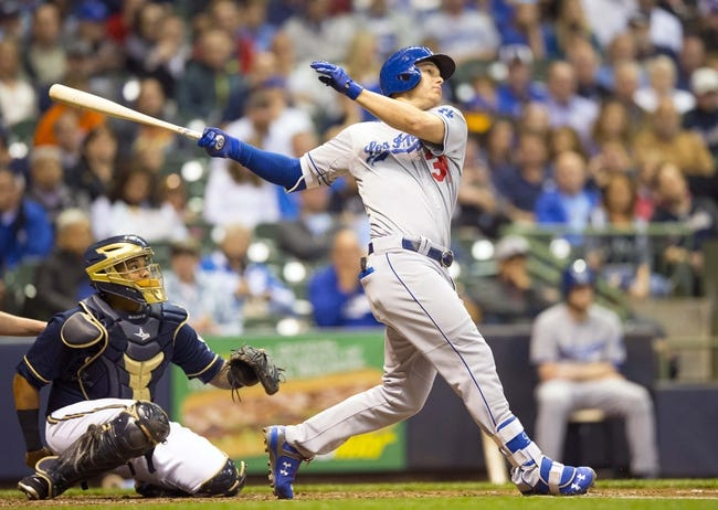 Brewers vs. Dodgers - 5/7/15 MLB Pick, Odds, and Prediction