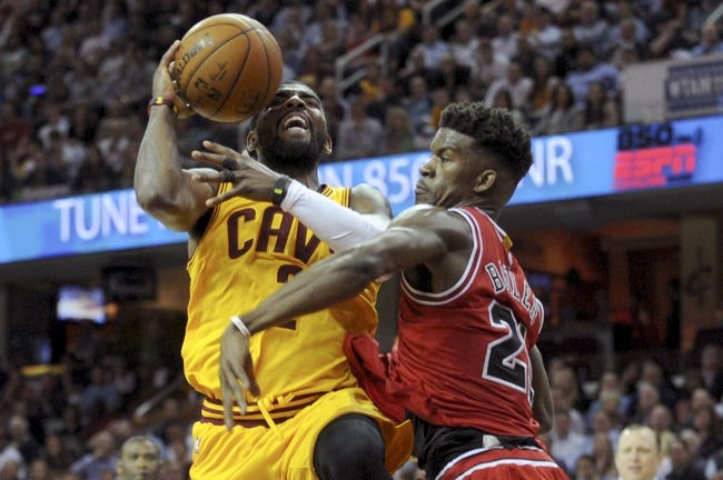 Chicago Bulls vs. Cleveland Cavaliers - 5/8/15 NBA Pick, Odds, and Prediction
