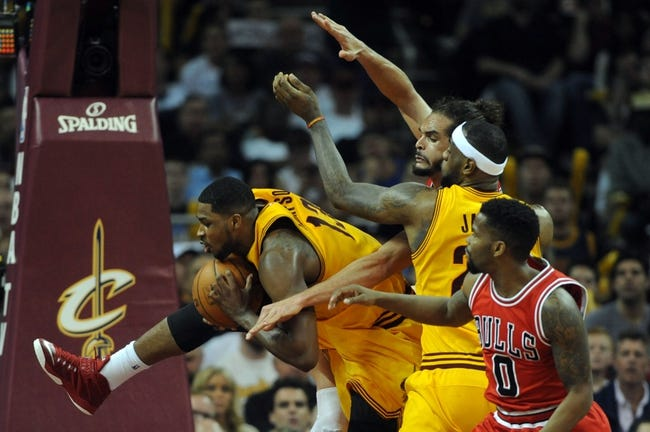 Cavaliers at Bulls - 5/8/15 NBA Pick, Odds, and Prediction