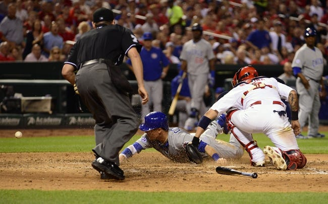 MLB | Chicago Cubs (13-12) at St. Louis Cardinals (20-6)