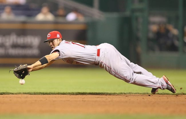 Reds at Pirates - 6/23/15 MLB Pick, Odds, and Prediction