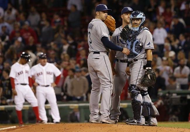 Rays vs. Red Sox - 6/26/15 MLB Pick, Odds, and Prediction