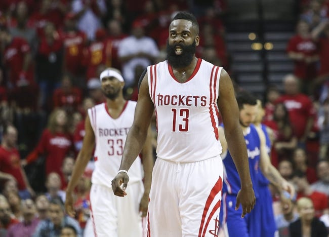 Rockets at Clippers - 5/8/15 NBA Pick, Odds, and Prediction