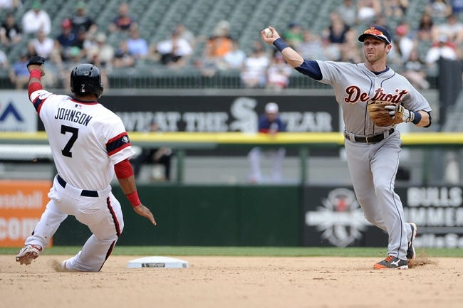 Chicago White Sox vs. Detroit Tigers - 6/7/15 MLB Pick, Odds, and Prediction