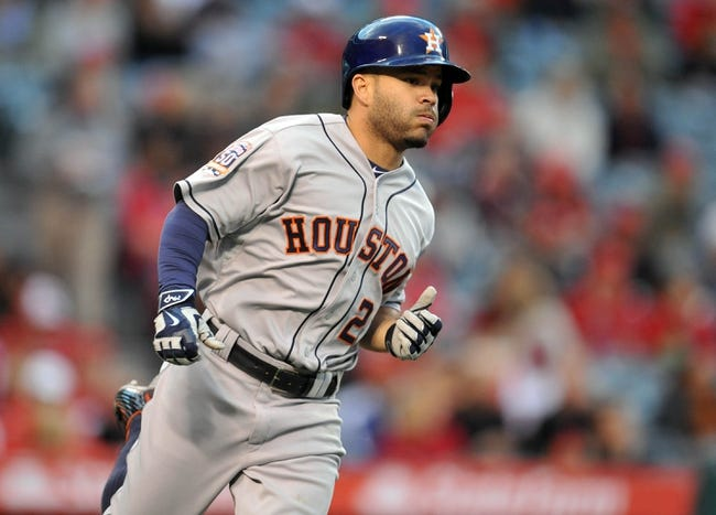 Astros vs. Giants - 5/13/15 MLB Pick, Odds, and Prediction
