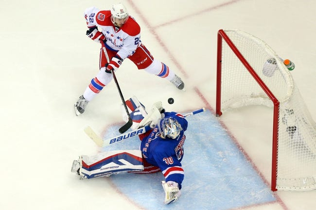 New York Rangers at Washington Capitals- 5/10/15 NHL Pick, Odds, and Prediction