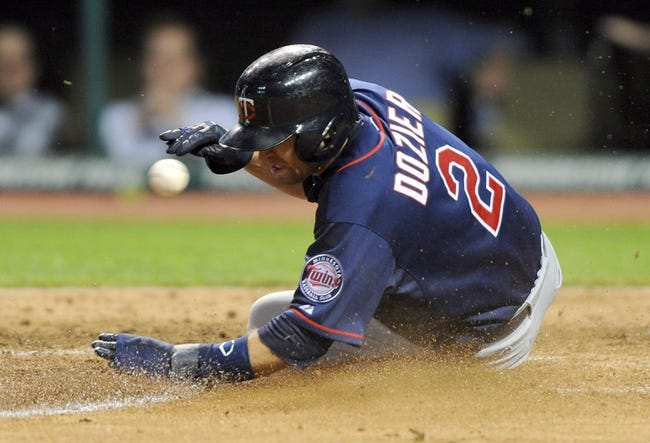 Cleveland Indians vs. Minnesota Twins - 5/9/15 MLB Pick, Odds, and Prediction