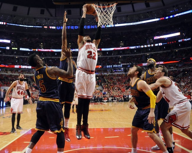 Cavaliers at Bulls - 5/10/15 NBA Pick, Odds, and Prediction