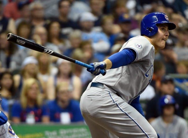 Fantasy Baseball Update 5/13/15: Who's Hot and Who's Not