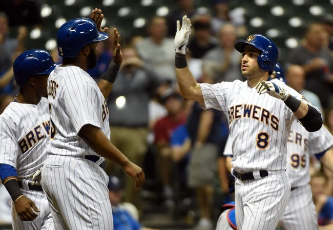 Milwaukee Brewers vs. Chicago Cubs - 5/9/15 MLB Pick, Odds, and Prediction