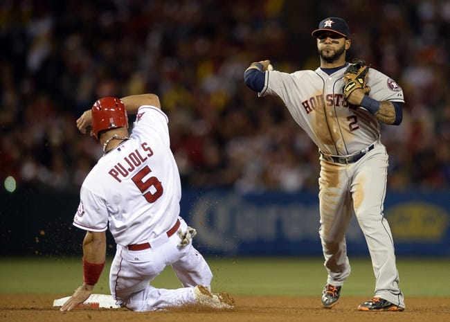 Angels vs. Astros - 5/9/15 MLB Pick, Odds, and Prediction