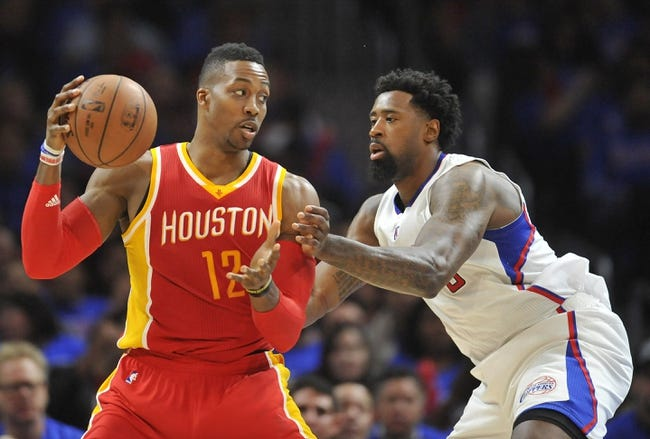 Los Angeles Clippers vs. Houston Rockets - 5/10/15 NBA Pick, Odds, and Prediction