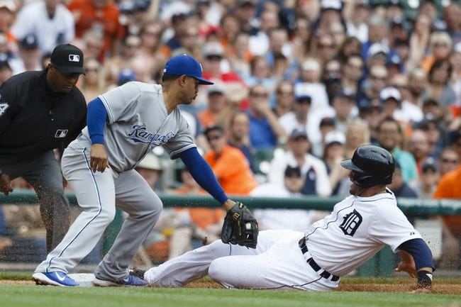Detroit Tigers vs. Kansas City Royals - 5/10/15 MLB Pick, Odds, and Prediction