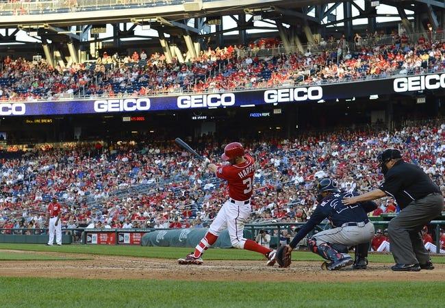 Washington Nationals vs. Atlanta Braves - 5/10/15 MLB Pick, Odds, and Prediction