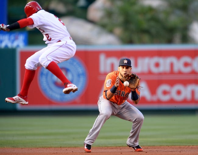 MLB | Houston Astros (20-11) at Los Angeles Angels (15-16)