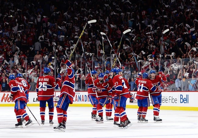 Tampa Bay Lightning vs. Montreal Canadiens - 5/12/15 NHL Pick, Odds, and Prediction