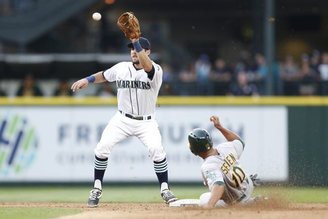 Mariners vs. Athletics - 5/10/15 MLB Pick, Odds, and Prediction