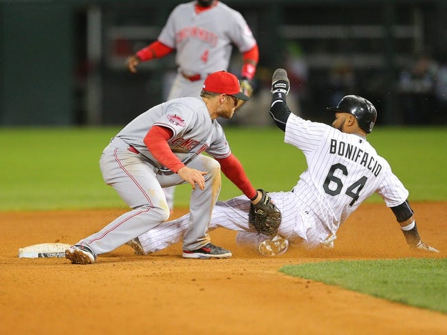 White Sox vs. Reds - 5/10/15 MLB Pick, Odds, and Prediction