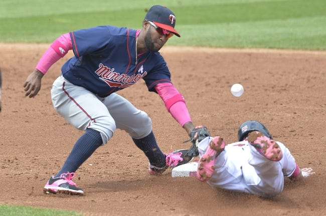 Cleveland Indians vs. Minnesota Twins - 8/7/15 MLB Pick, Odds, and Prediction