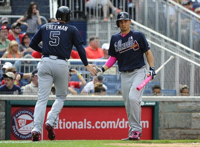 Braves at Nationals - 6/23/15 MLB Pick, Odds, and Prediction