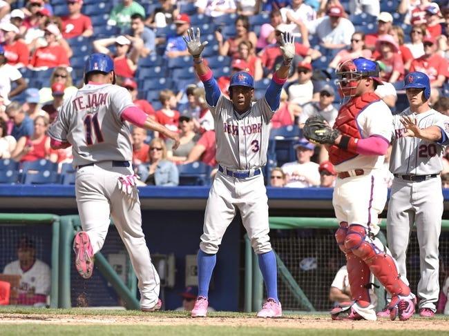 Mets vs. Phillies - 5/25/15 MLB Pick, Odds, and Prediction