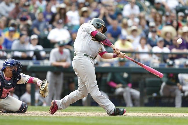 Athletics vs. Mariners - 7/2/15 MLB Pick, Odds, and Prediction