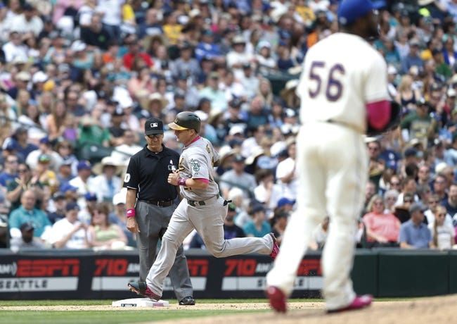 Oakland Athletics vs. Seattle Mariners - 7/3/15 MLB Pick, Odds, and Prediction