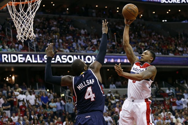 Atlanta Hawks vs. Washington Wizards - 5/13/15 NBA Pick, Odds, and Prediction