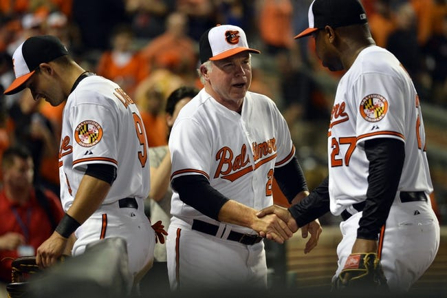 Orioles vs. Blue Jays - 5/12/15 MLB Pick, Odds, and Prediction