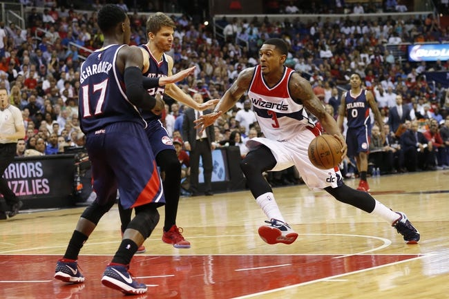 Wizards at Hawks - 5/13/15 NBA Pick, Odds, and Prediction