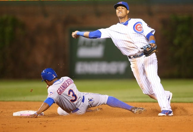 Chicago Cubs vs. New York Mets - 5/12/15 MLB Pick, Odds, and Prediction