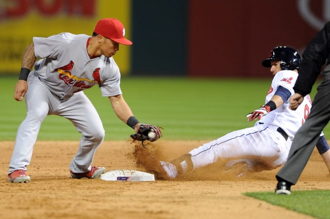 Cleveland Indians vs. St. Louis Cardinals - 5/13/15 MLB Pick, Odds, and Prediction