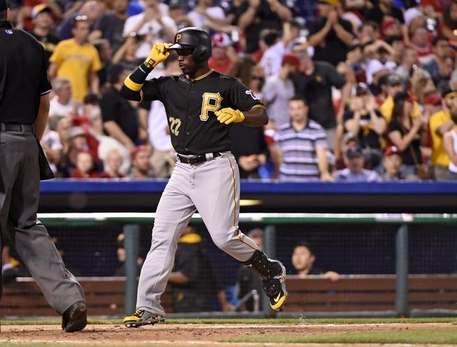 Phillies vs. Pirates - 5/13/15 MLB Pick, Odds, and Prediction