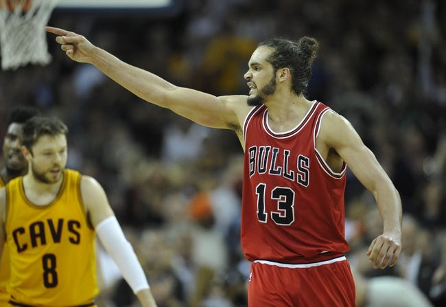Chicago Bulls vs. Cleveland Cavaliers - 5/14/15 NBA Pick, Odds, and Prediction