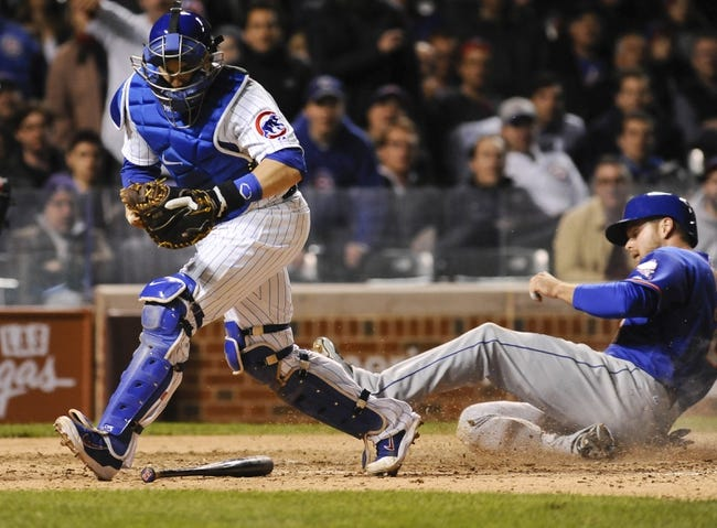 Cubs vs. Mets - 5/13/15 MLB Pick, Odds, and Prediction