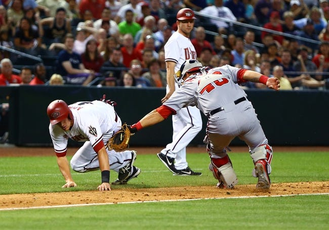 Diamondbacks vs. Nationals - 5/13/15 MLB Pick, Odds, and Prediction