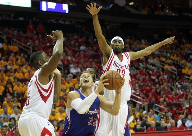 Los Angeles Clippers vs. Houston Rockets - 5/14/15 NBA Pick, Odds, and Prediction