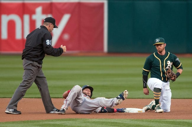 A's vs. Red Sox - 5/13/15 MLB Pick, Odds, and Prediction