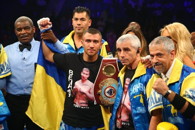 Vasyl Lomachenko vs. Roman Martinez Boxing Preview, Pick, Odds, Prediction - 6/11/16