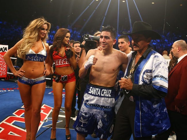 Abner Mares vs. Leo Santa Cruz Boxing Preview, Pick, Odds, Prediction - 8/29/15