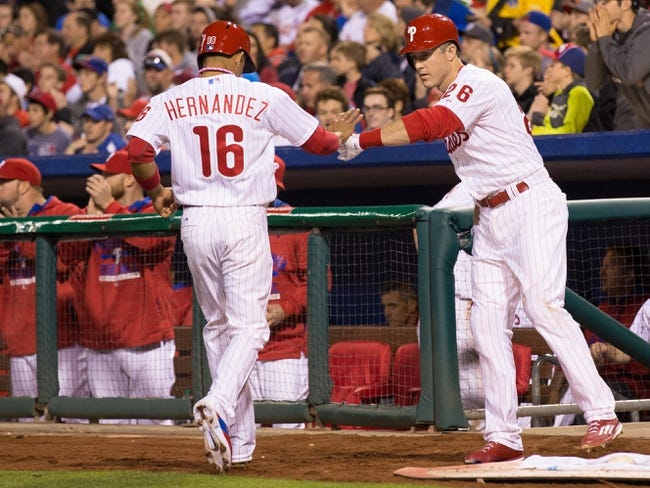 Phillies vs. Pirates - 5/14/15 MLB Pick, Odds, and Prediction