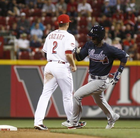 Atlanta Braves vs. Cincinnati Reds - 6/16/16 MLB Pick, Odds, and Prediction