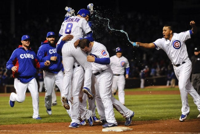Cubs vs. Mets - 5/14/15 MLB Pick, Odds, and Prediction