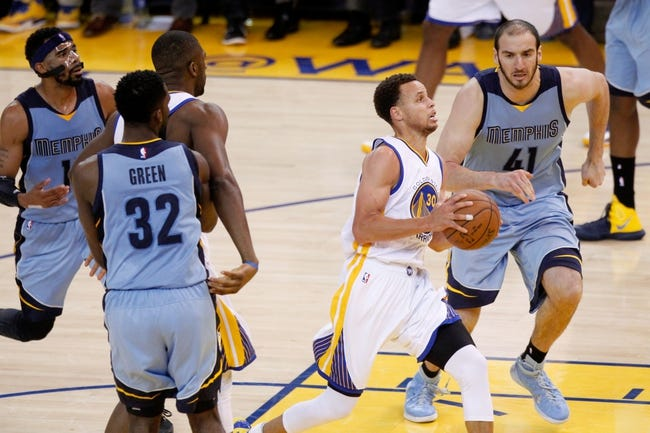 Warriors at Grizzlies - 5/15/15 NBA Pick, Odds, and Prediction